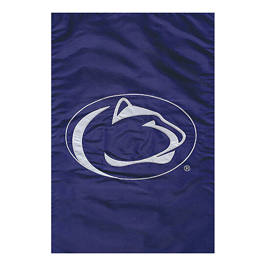 Buy applique penn state university nittany lions garden for Penn state decorations home