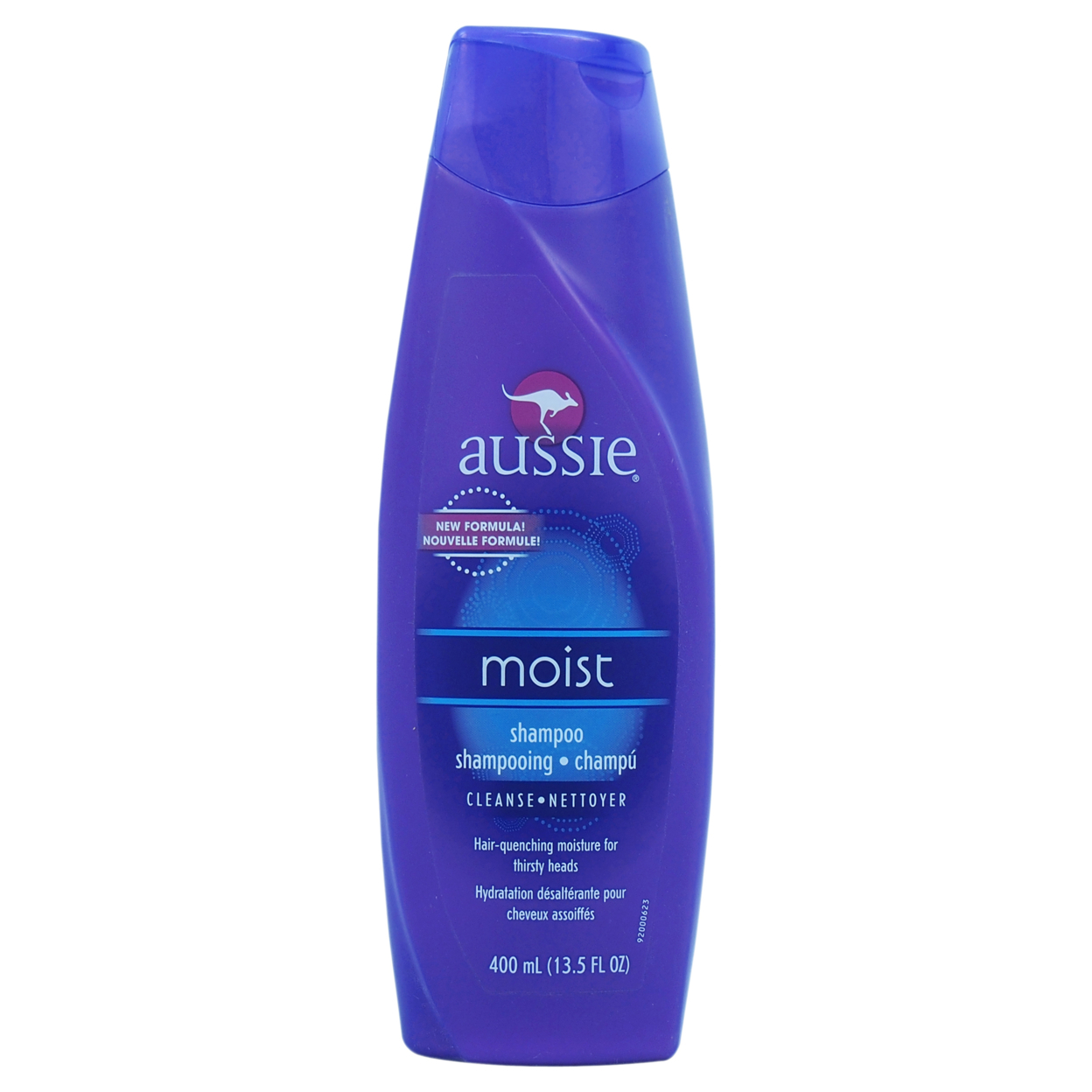 Aussie Moist Shampoo by Aussie for Unisex - 13.5 oz Shampoo 5898e189c98fc450936d67a5