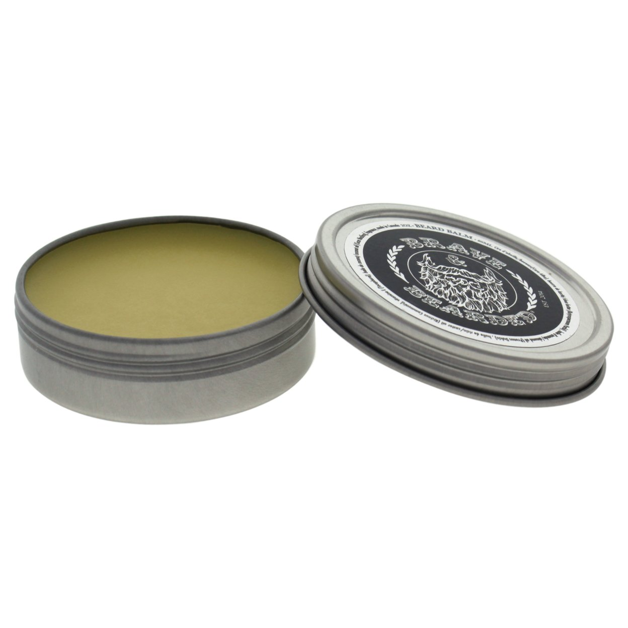 Beard Balm - Brave Soul by Brave & Bearded for Men - 2 oz Balm 593bc5d32a00e432673f59f2
