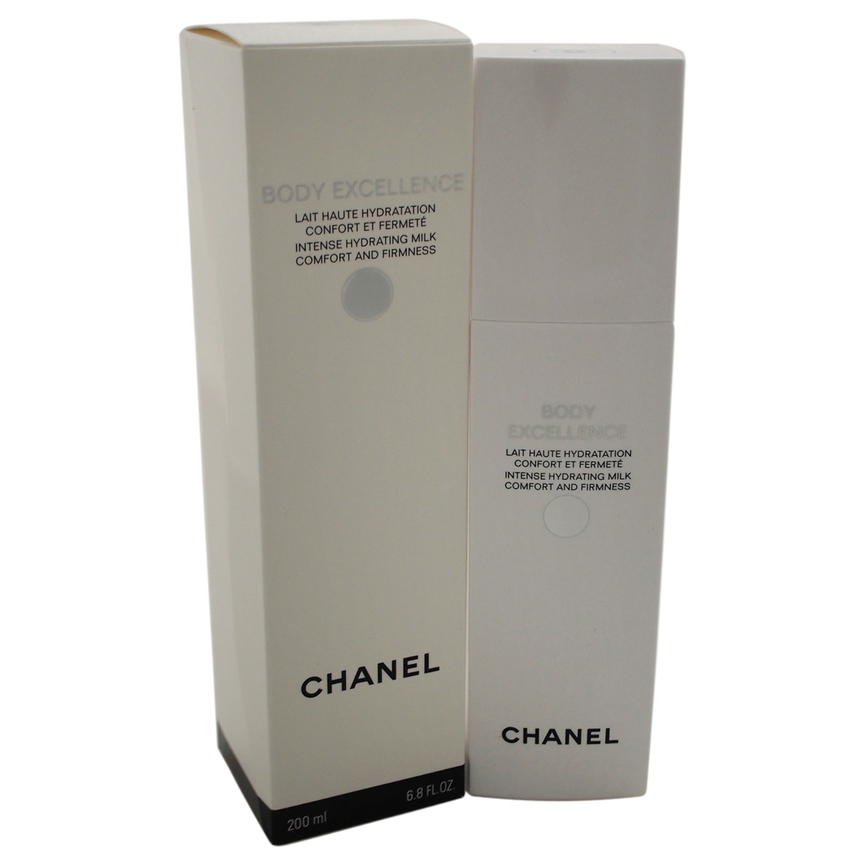 Body Excellence Intense Hydrating Milk Comfort & Firmness By Chanel For Women 6.8 Oz Body Milk