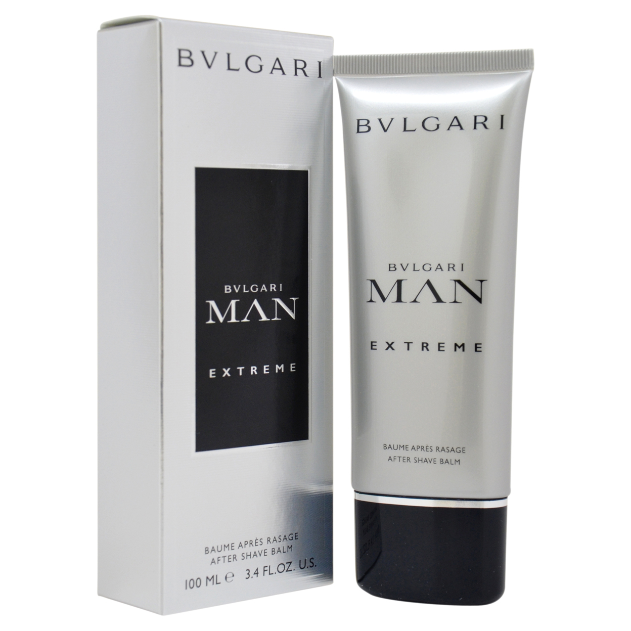 Bvlgari Man Extreme By Bvlgari For Men 3.4 Oz After Shave Balm