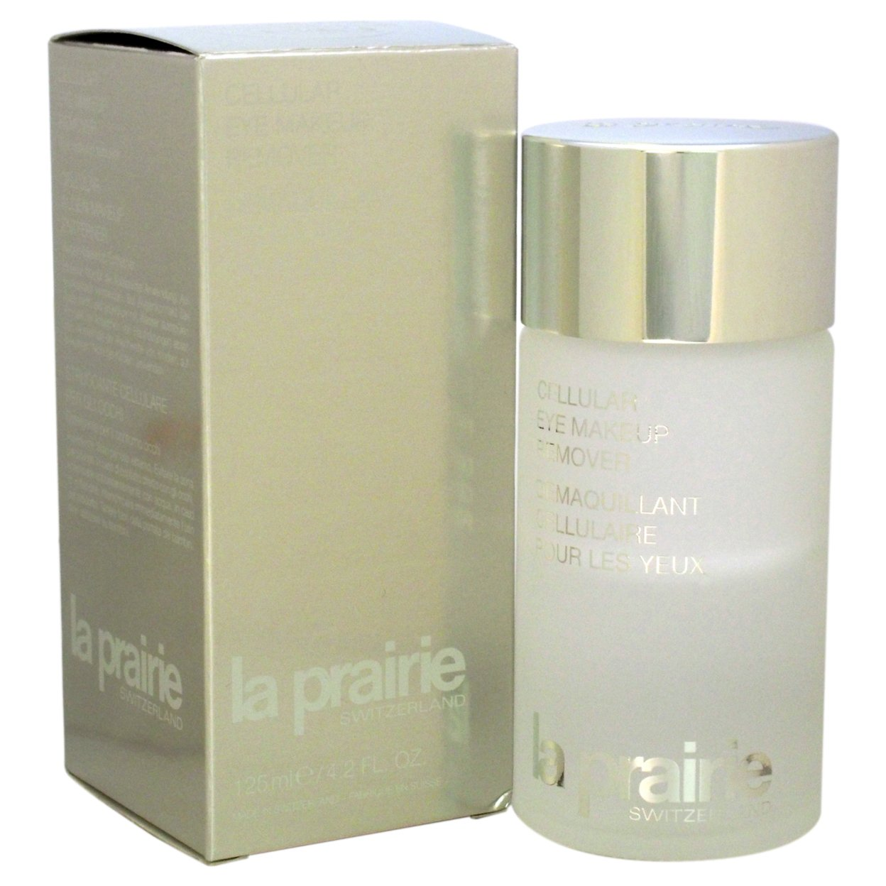 Cellular Eye Makeup Remover By La Prairie For Women 4.2 Oz Makeup Remover