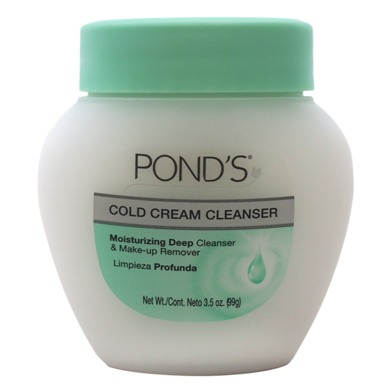 Cold Cream Cleanser by Pond's for Unisex - 3.5 oz Cleanser 5898e1cac98fc4508f3b6f42