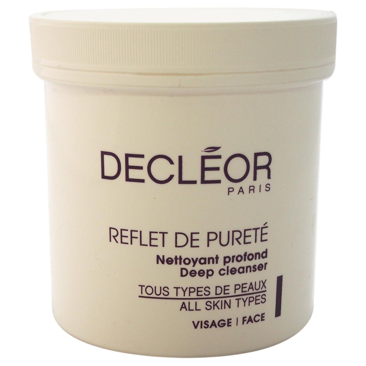 Deep Cleanser by Decleor for Unisex - 16.9 oz Cleanser (Salon Size) 5970d8062a00e41ab41d7c7d