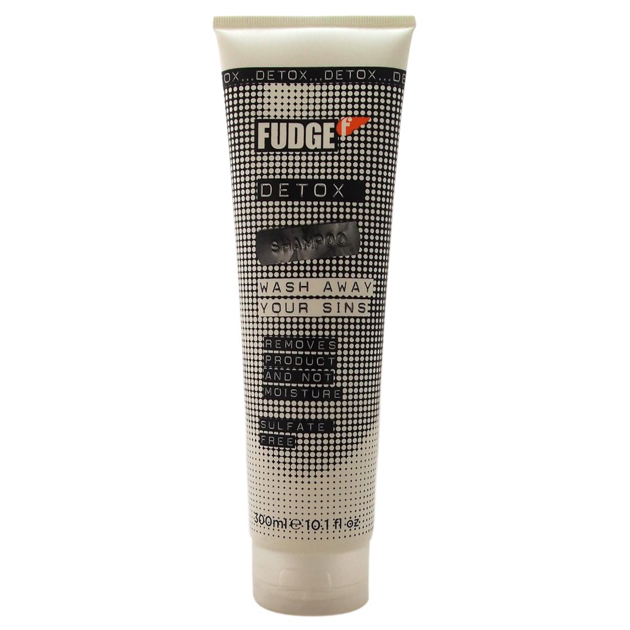 Detox Deep Cleanser by Fudge for Unisex - 10.1 oz Cleanser 56d0b8d4a3771ca61b8ba096