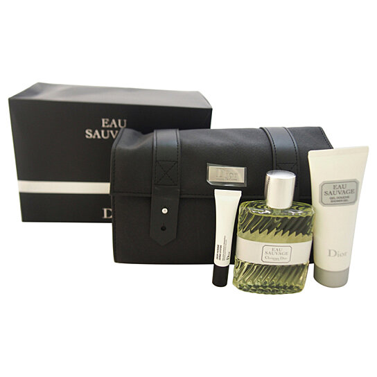 Baby Gift Set Dior : Buy eau sauvage by christian dior for men pc gift set