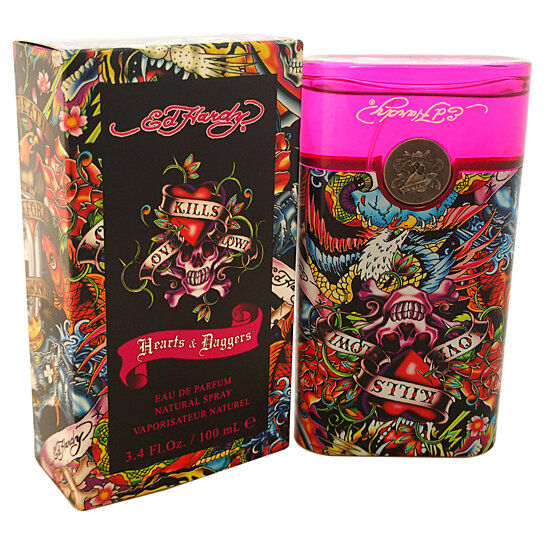 Hearts And Daggers By Ed Hardy For Women: Buy Ed Hardy Hearts & Daggers By Christian Audigier For Women