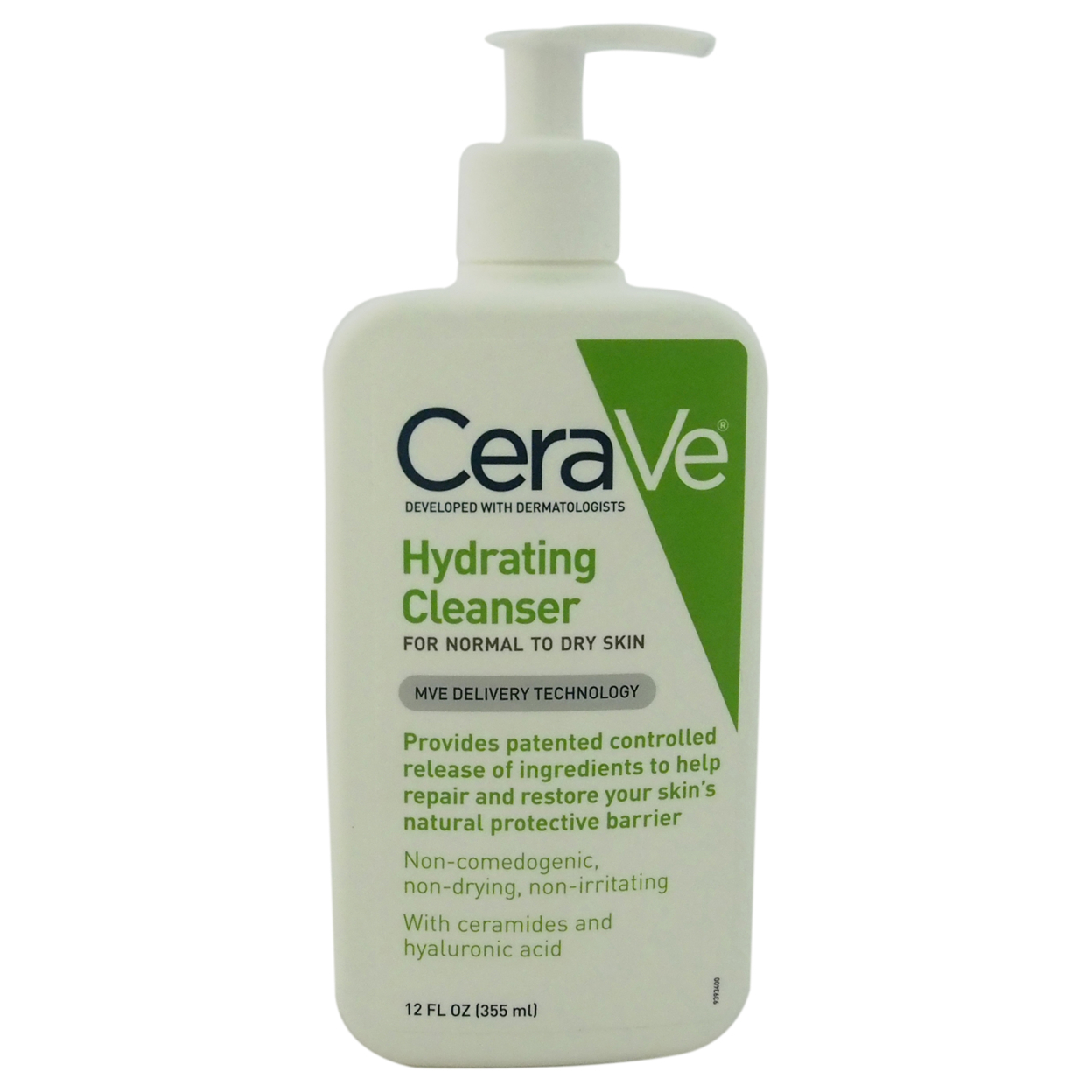 Hydrating Cleanser - Normal To Dry Skin by CeraVe for Unisex - 12 oz Cleanser 5898e195c98fc450910934a8