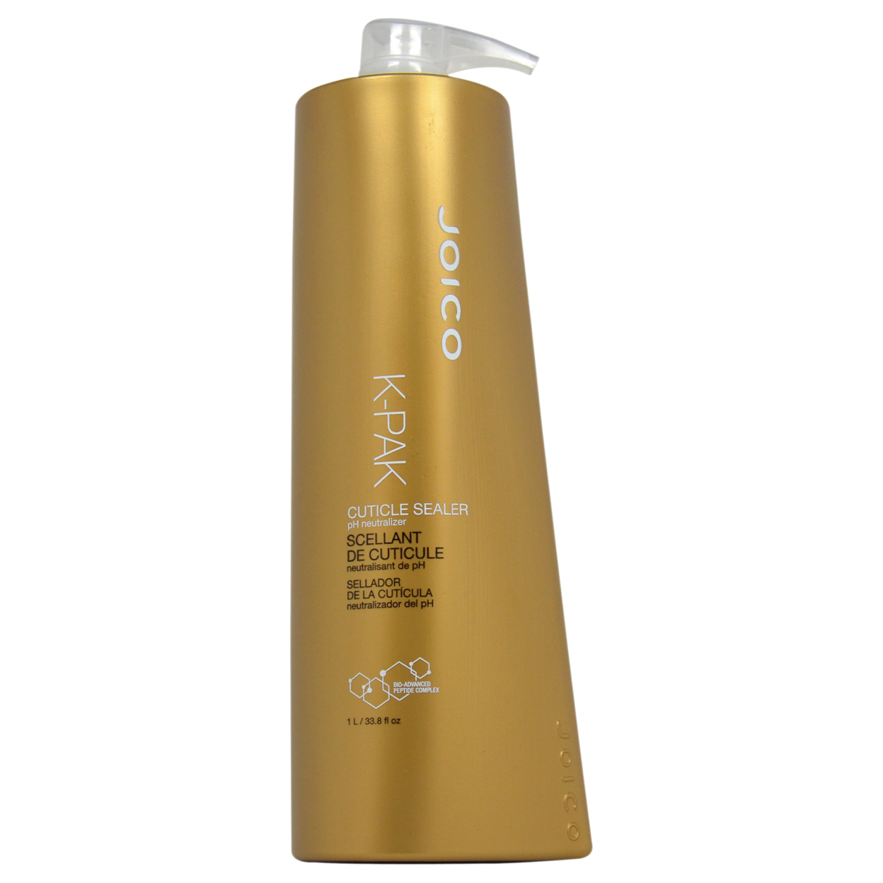 K-Pak Cuticle Sealer pH Neutralizer by Joico for Unisex - 33.8 oz Neutralizer 583c6c5ce2246159f435cb6c