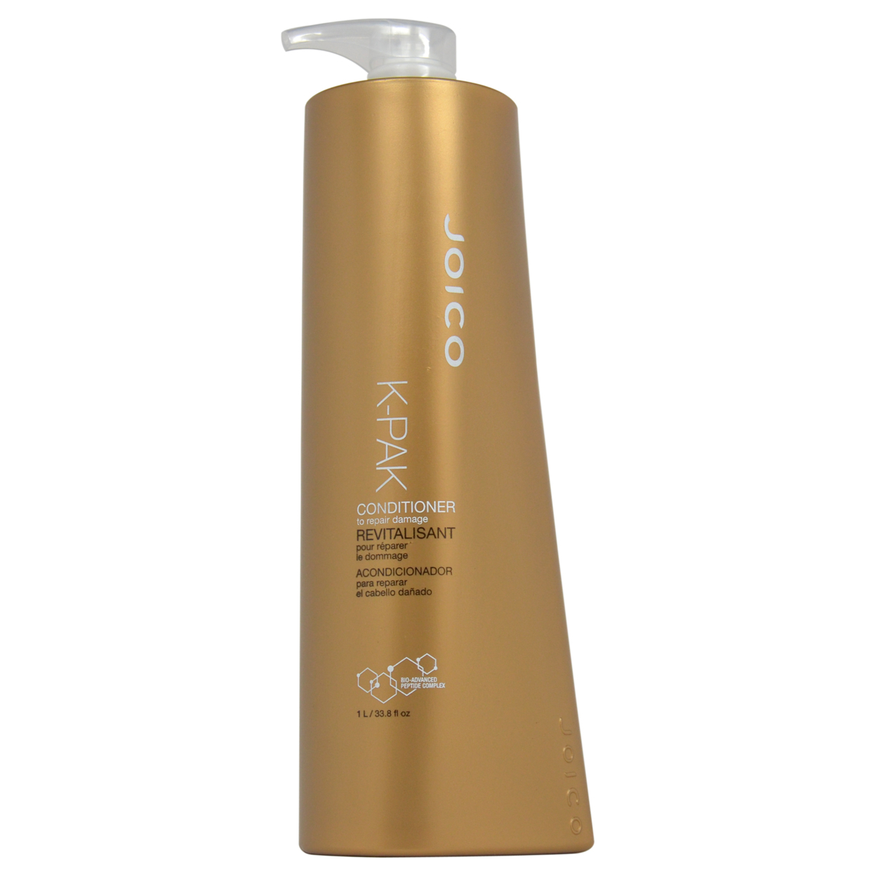 K-Pak Reconstruct Conditioner by Joico for Unisex - 33.8 oz Conditioner 55bf9d79a2771c7c648b4eb0