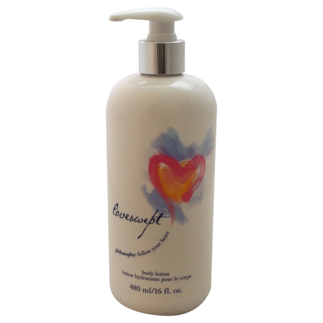 Loveswept By Philosophy For Women 16 Oz Body Lotion
