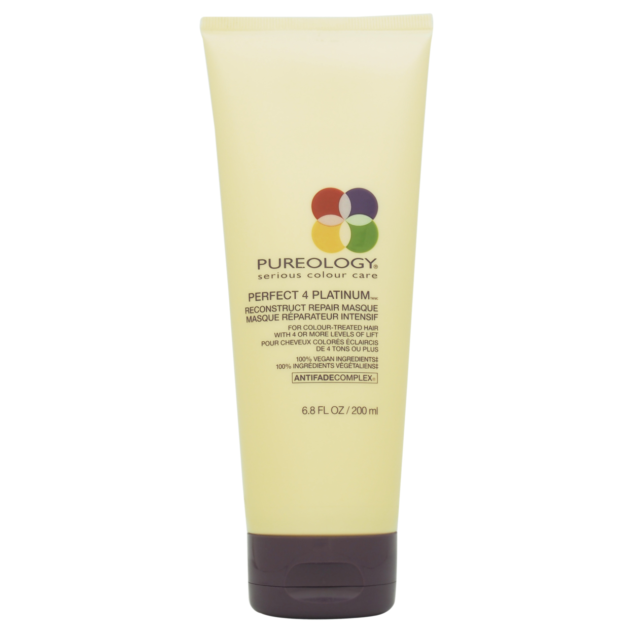 Perfect 4 Platinum Reconstruct Repair Masque by Pureology for Women - 6.8 oz Conditioner 593bc5cb2a00e4326a522e32