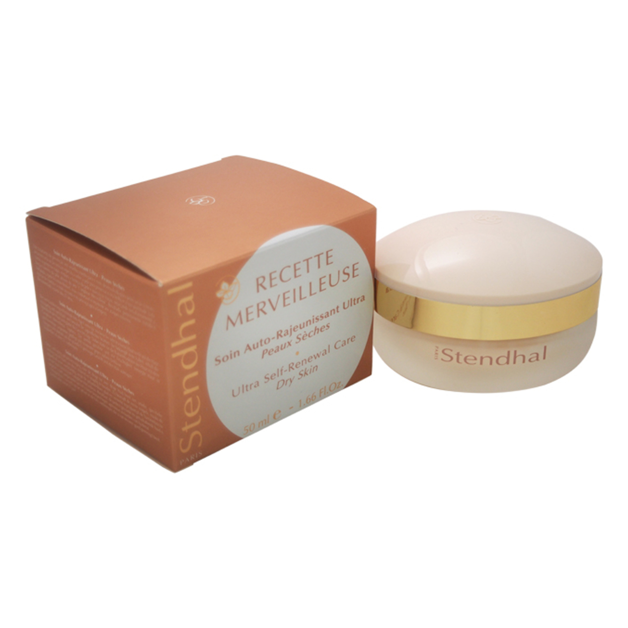 Recette Merveilleuse Ultra Self-renewal Care Dry Skin By Stendhal For Women 1.66 Oz Cream