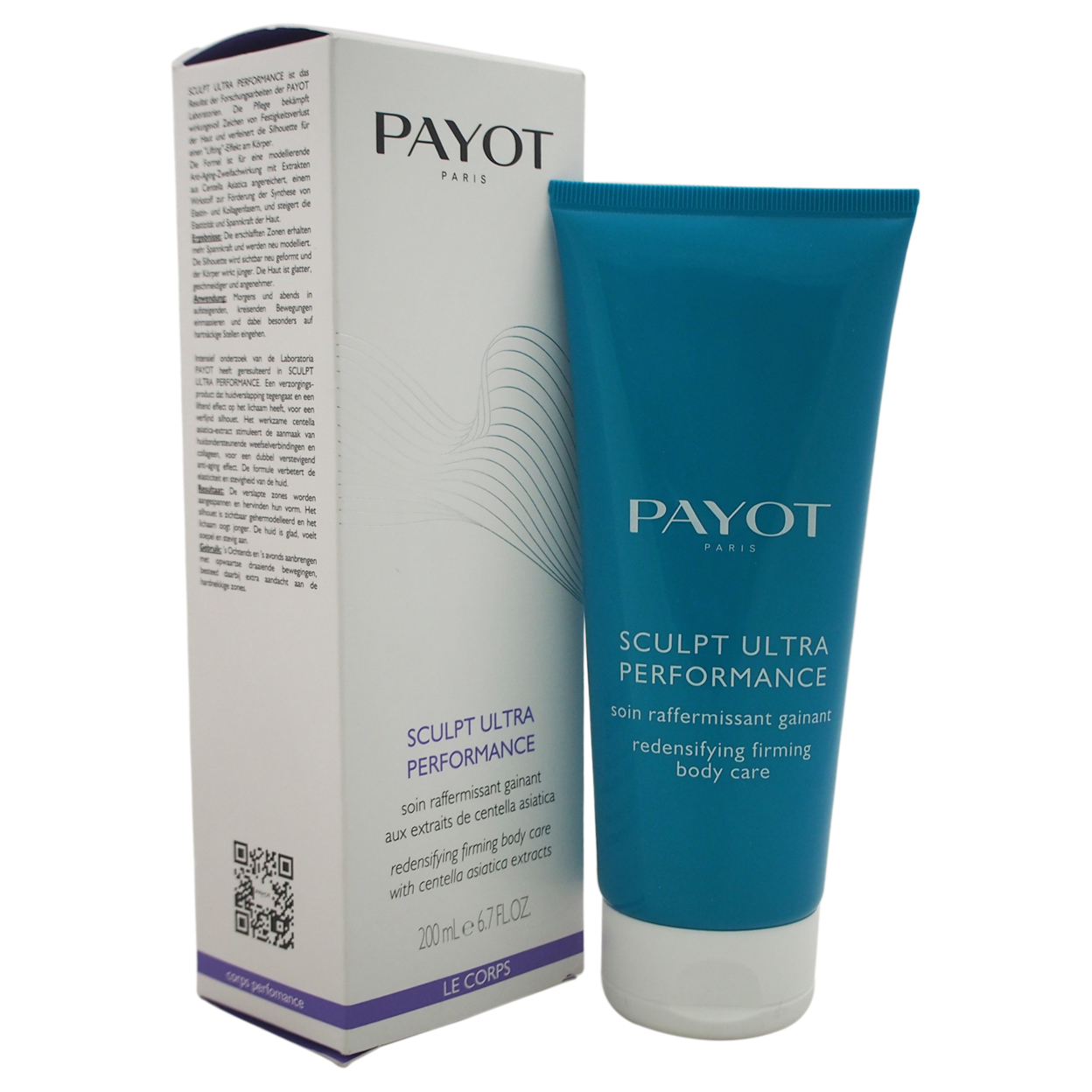 Sculpt Ultra Performance Redensifying Firming Body Care By Payot For Women 6.7 Oz Treatment