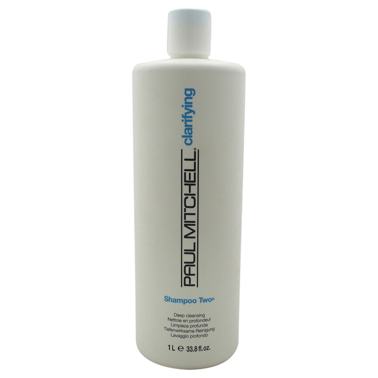 Shampoo Two by Paul Mitchell for Unisex - 33.8 oz Shampoo 5898e1c6c98fc450900ecefc