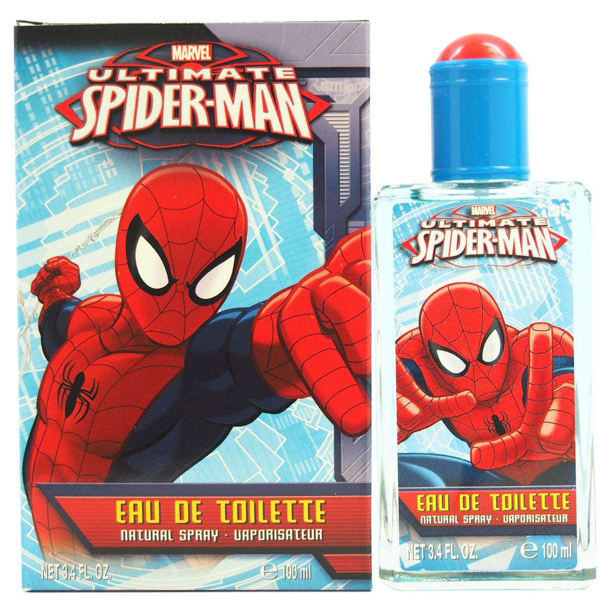 Ultimate Spider Man by Marvel for Kids - 3.4 oz EDT Spray 56d0b92ba3771c59288b9000