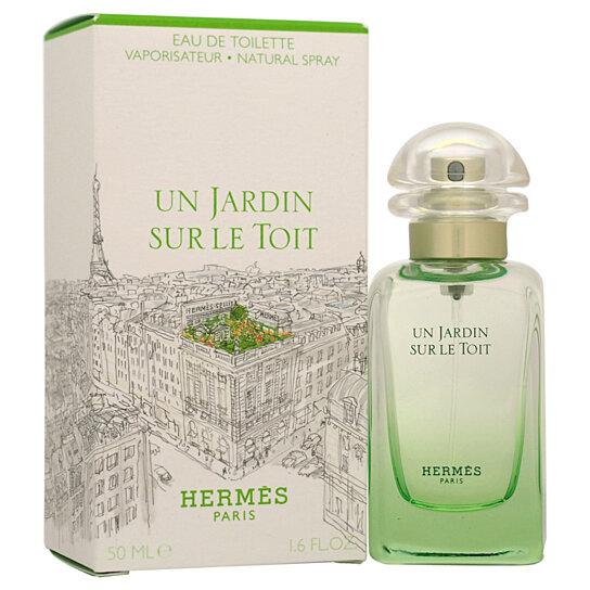 Buy un jardin sur le toit by hermes for women 1 7 oz edt for Parfum un jardin sur le toit