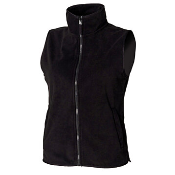 Henbury ladies micro fleece jacket navy L//14