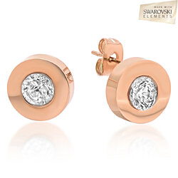 18k Gold Plated Swarovski Elements Studs