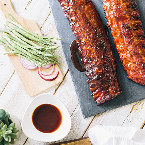 Buy Award Winning Baby Back Ribs by Pig of the Month BBQ on OpenSky