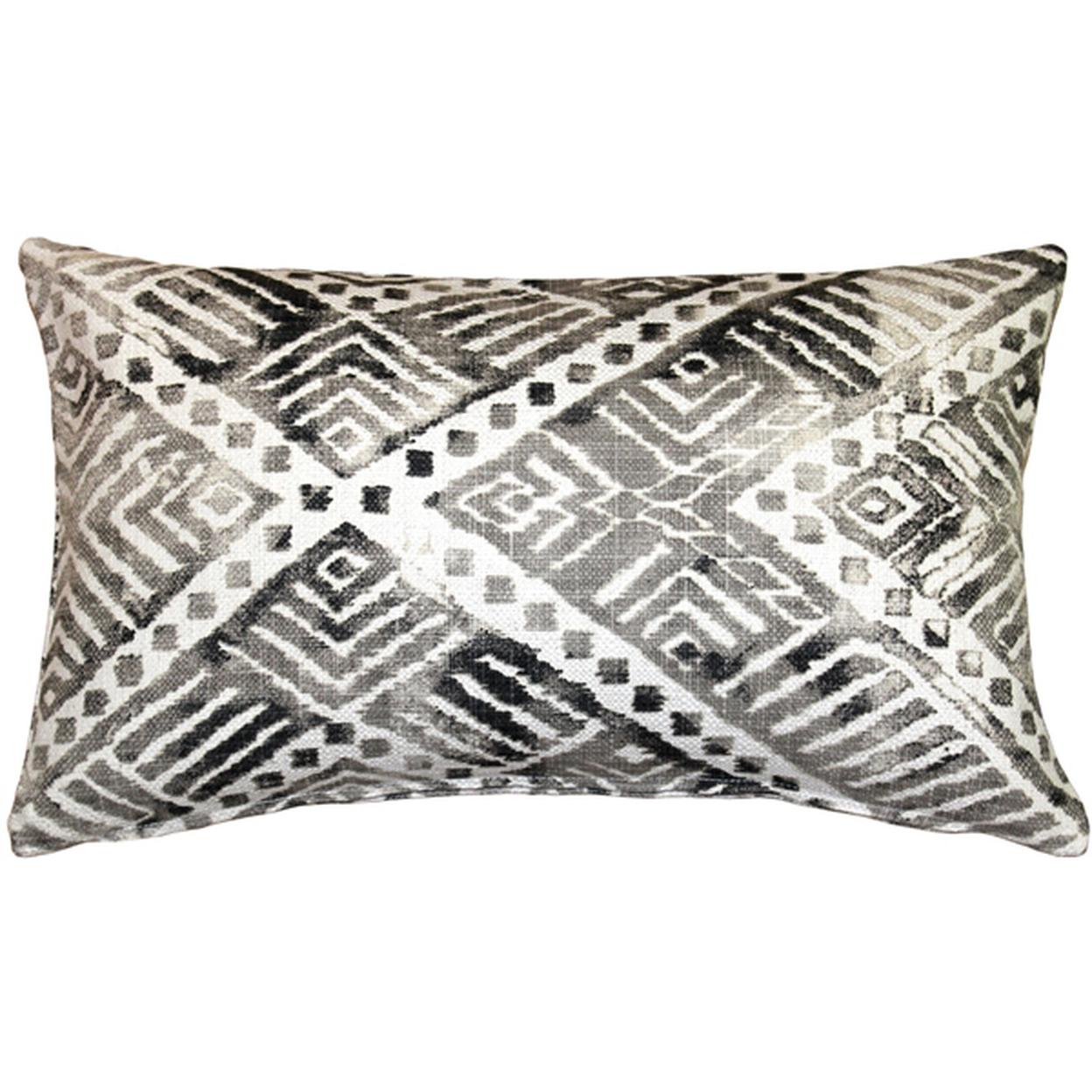 Compare Pillow Decor - Tangga Gray Throw Miscellaneous prices and Buy online - Shoppertom.com
