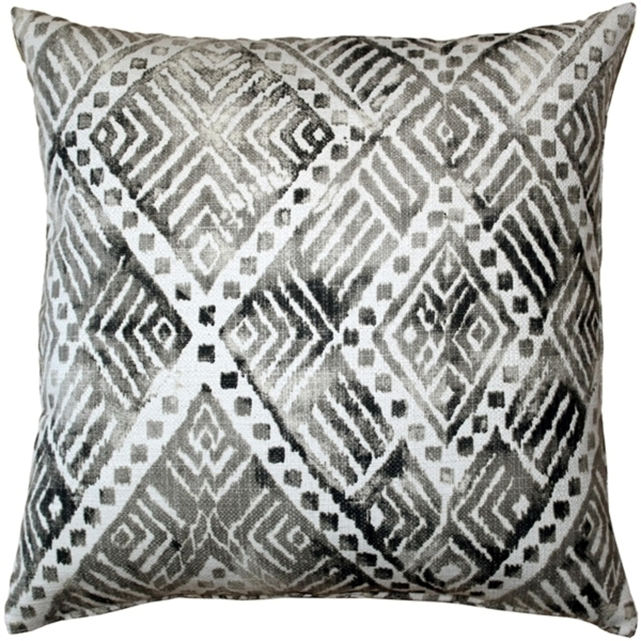 Compare Pillow Decor - Tangga Gray Throw Miscellaneous prices and Buy online - Shoppertom.com