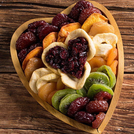 is dried fruits healthy walmart fruit tray