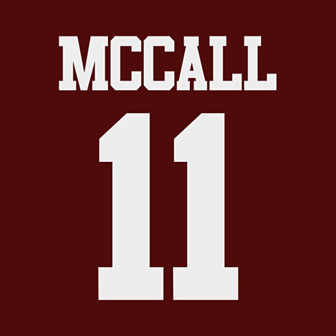 Buy McCall Beacon Hills Lacrosse T Shirt By Poputees On