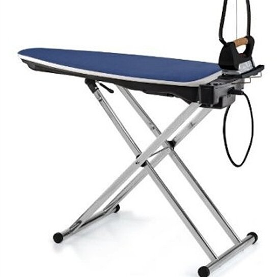 buy monster ironing board plus steam iron by euroflex with
