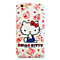 Licensed HELLO KITTY Protective Ultra-Slim Hard Shell Case for iPhone 5/5s (Multiple Designs)