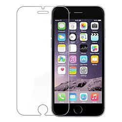 PRESS PLAY Ultra-Thin Tempered Glass Screen Protector for iPhone 6/6s /6/6s Plus/7/7 Plus by PRESS PLAY
