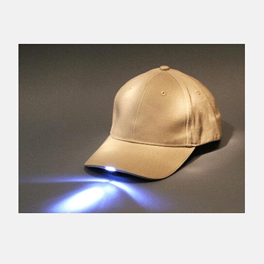 e6b2aa4a4 ProLED 5 LED Light Up Baseball Cap Bright Flashlight Hat