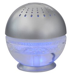 EcoGecko Little Squirt- Glowing Water Air Washer & Revitalizer with 10ML Lavender Oil  (75518)