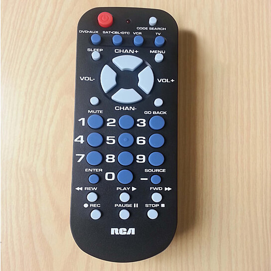 Buy Rca Universal Remote Control For Television By Revkko
