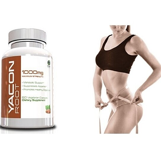 yacon root capsules for weight loss