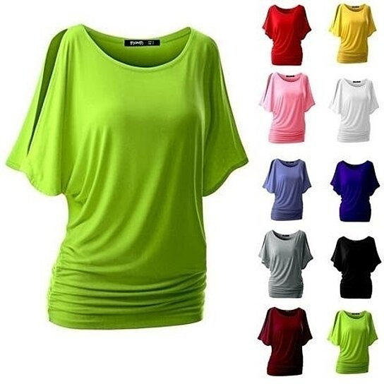 381a71beb2a580 Trending product! This item has been added to cart 85 times in the last 24  hours. Women Fashion Cotton T-shirt Women Tops Round Neck ...