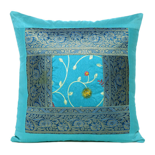 Prime Indian Ethnic Decorative Floral Print Throw Pillow Case Home Decor Sofa Cushion Covers Ncnpc Chair Design For Home Ncnpcorg