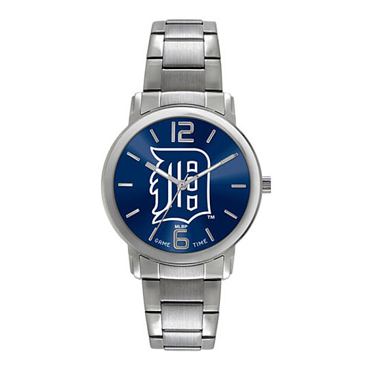 Buy DETROIT TIGERS ALL AROUND GAME TIME WOMAN'S LOGO WATCH ...