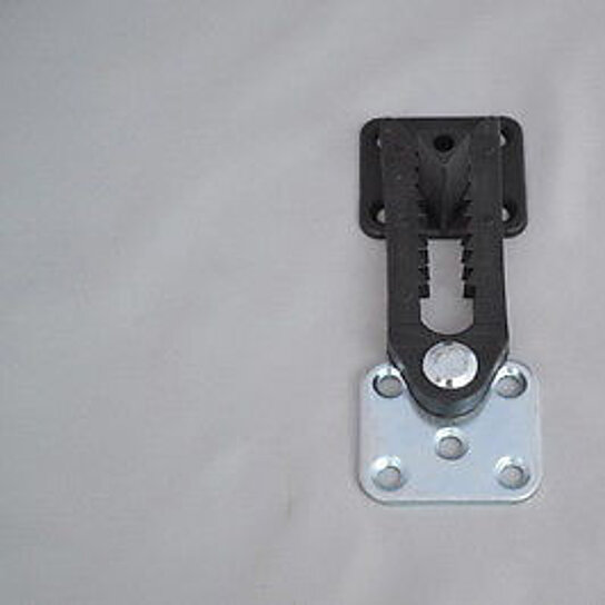 Buy sofa sectional couch connector plastic bracket by for Sectional sofa connector brackets
