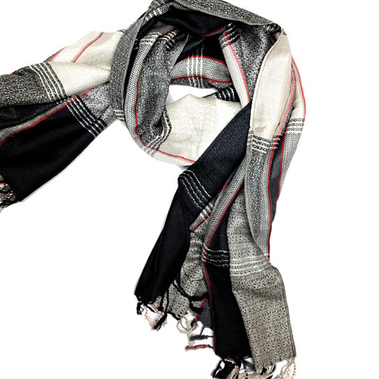 buy oxford plaid scarf by relished on opensky