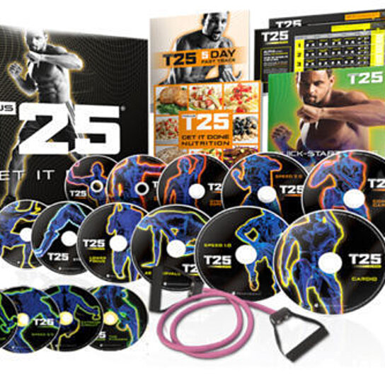Focus T-25 14 Dvd Base Kit W/GAMMA Cycle Deluxe set