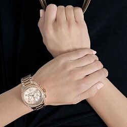 *BRAND NEW* Michael Kors Watches Ladies Rose Gold Blair Watch