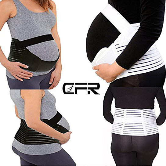 ed2728a2786 Buy MATERNITY PREGNANCY BELT LUMBAR BACK SUPPORT WAIST BAND BELLY BUMP BRACE  US SHIP by Solo Wireless Accessories Mart on OpenSky