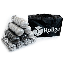 Foam Rollers - Rollga Studio 10 Pack, Mixed Case