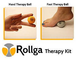 Hand & Foot Therapy Kit - ROLLGA