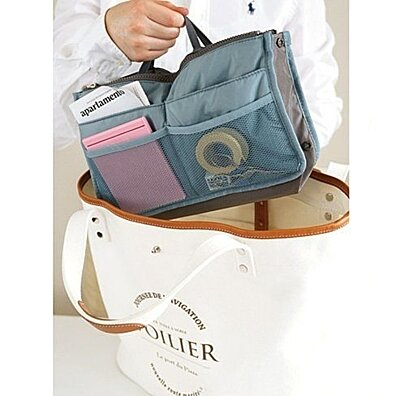 Collapsible Purse Organizer