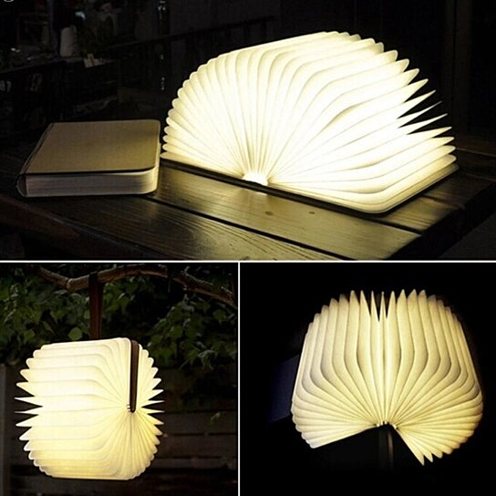 Buy Lumio Style Luxury LED Folding Book Lamp By Discount Frenzy On OpenSky
