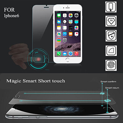 "iPhone 6 ""Back Button"" Smart Screen Protector"