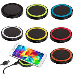 Wireless Charging Pad for Samsung Phones