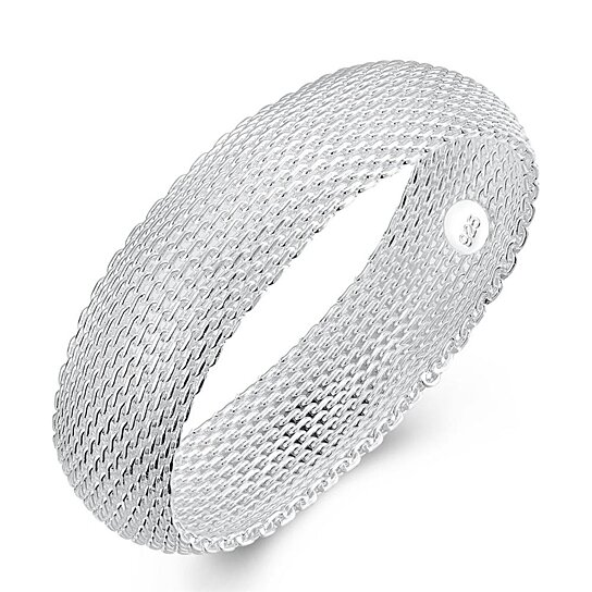 fb86884a30e Trending product! This item has been added to cart 15 times in the last 24  hours. Silver Thick ...